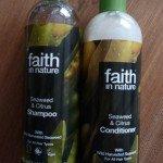 Faith in Nature Seaweed & Citrus Shampoo & Conditioner