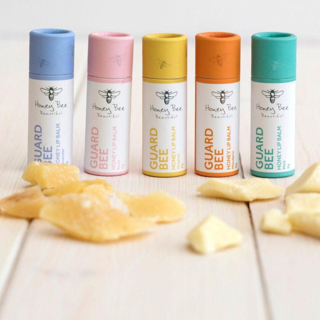 petroleum-free lip balm