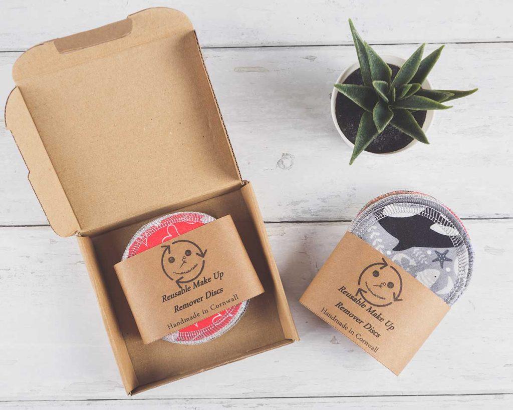 Reusable face pads - Handmade Tales