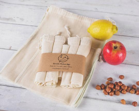 Veggie bags - Handmade Tales